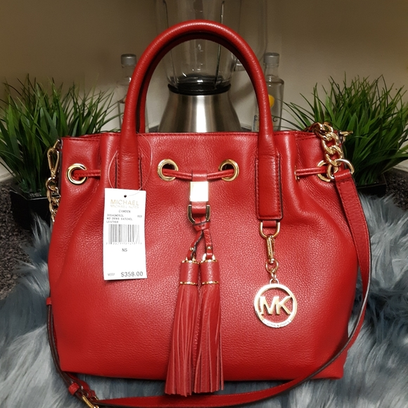 Michael Kors Medium Camden Satchel